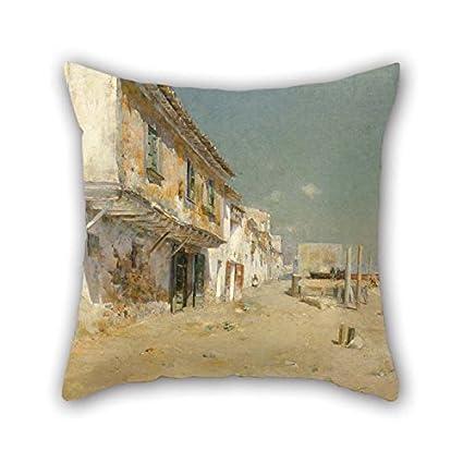 Amazon.com: TonyLegner Oil Painting Joan Roig I Soler ...