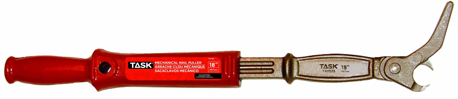 Task Tools T47025 Mechanical Nail Puller