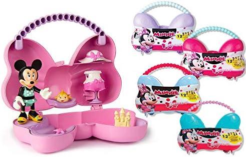 Minnie Mouse- Minnie BOWCKETS Juguete, Color variado, Talla unica (China 1) , color/modelo surtido: Amazon.es: Juguetes y juegos