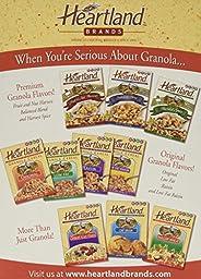 Heartland Granola Cereal, Original, 14-Ounce Box (Pack of 6)