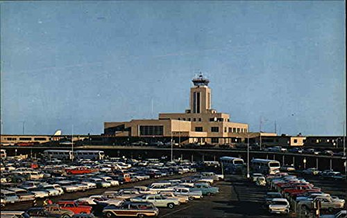 Friendship International Airport BWI Baltimore, Maryland Original Vintage Postcard ()