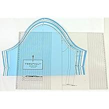 Pattern-Making Sleeve Grading Ruler