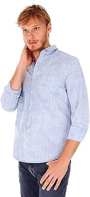 Camisa Monaco - Azul Claro