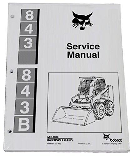 bobcat 843 parts