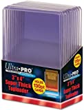 Ultra Pro 3 X 4 in. Top Loader, 130 Point