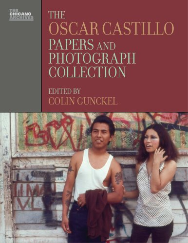 Oscar Castillo Papers and Photograph Collection (Chicano Archives)
