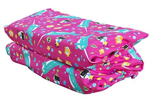- KinderMat PBS Kids Full Cover Sheet, Pillowcase Style Sheet Fits Basic (5/8