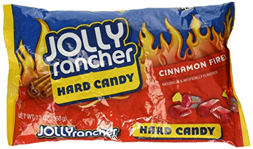 Jolly Rancher Cinnamon Fire! Hard Candy, 13-ounce Bag