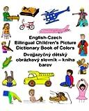 English-Czech Bilingual Children's Picture Dictionary Book of Colors (FreeBilingualBooks.com)