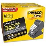 Impressora térmica p/etiquetas Smart Label 938501 Pimaco, BIC, 938501, Branca