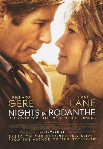 Pop Culture Graphics Nights in Rodanthe Poster 27x40 Diane Lane Richard Gere James Franco