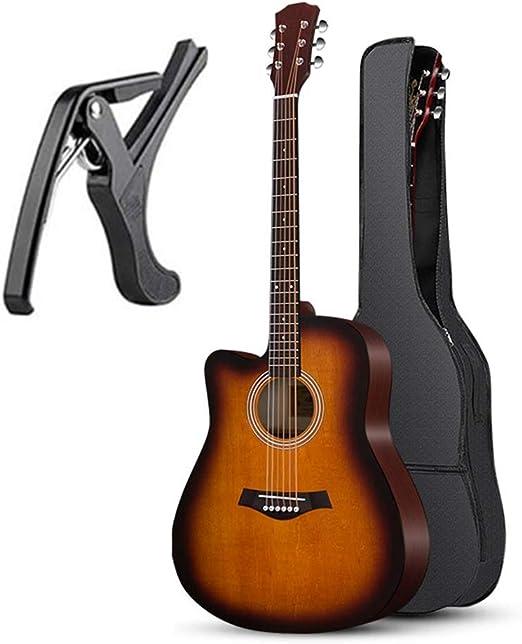 BAIYING-Guitarra Acústica ,Principiante Juguete De Viaje ...