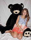 FHC Jumbo Teddy Bear Black