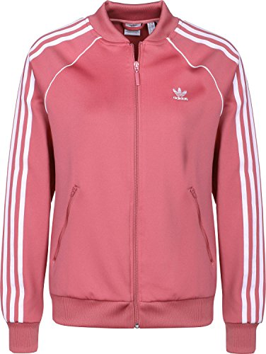Adidas Sst Tt Giacca, Donna Trace Maroon