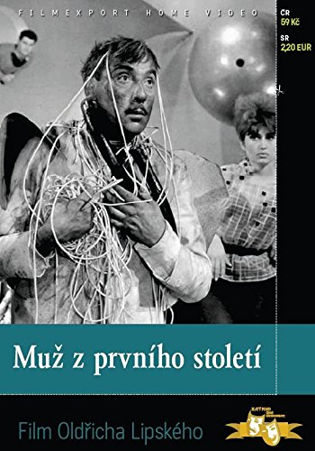 Muz z prvniho stoleti (Man of the First Century) paper sleeve (Milo Paper)