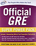 img - for Official GRE Super Power Pack, Second Edition book / textbook / text book