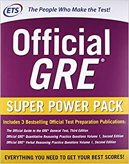 Official GRE Super Power
