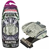 Battlestar Galactica 3 Inch Titanium Series Classic Cylon Raider Die Cast Vehicle