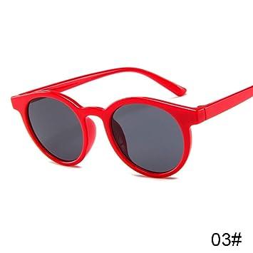 De Gafas Retro Sol Infantiles Negro 3jL54ARq