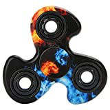 LISTAR Tri-Spinner Fidget Toys Figit Hand Spinners Camouflage Multi Color ...