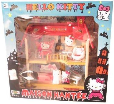 Janod - Casa de muñecas Hello Kitty Jouets BJ290664: Amazon.es ...