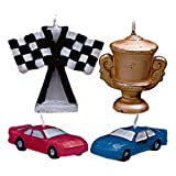 Race Car Molded Candles (4 count), Health Care Stuffs