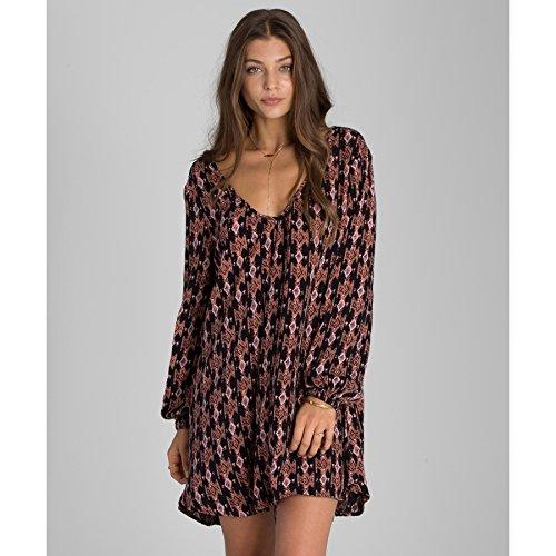 Billabong-Juniors-Sweet-Sands-Printed-Shift-Dress