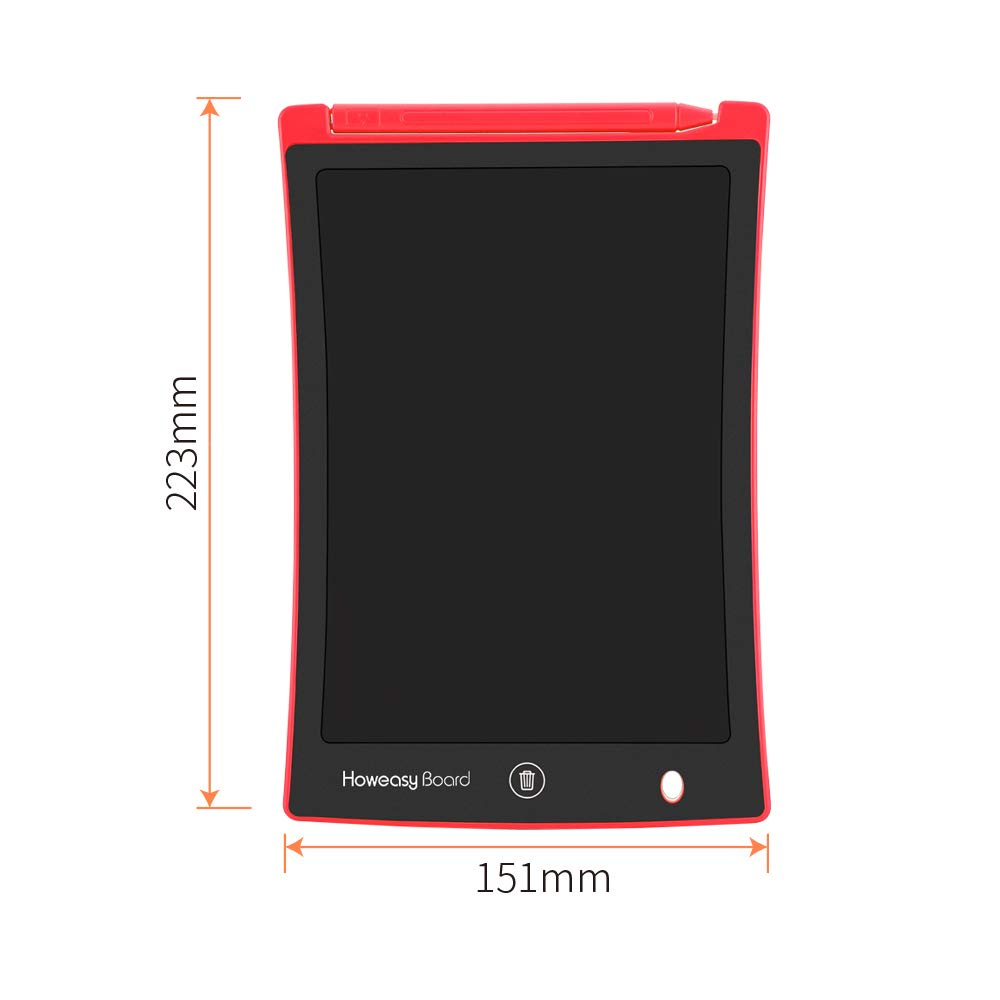 Howeasy Board LCD Writing Tablet 85 Inch Learning Educational Toys Electronic Drawing and Writing