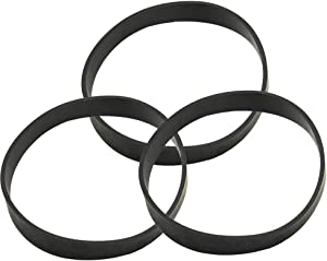 Igidia 3031120 Replacement Vacuum Cleaner Belt for Bissell Styles 7 9 10 12 14 16(3PCS)