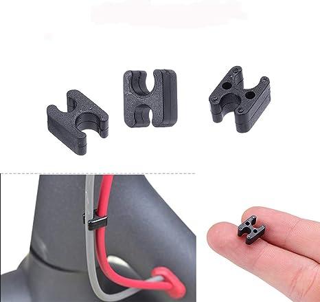 Viviance Clip De Câble Accessoires De Pièces Détachées pour Xiaomi Mijia M365 Scooter Électrique