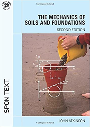 Book The Mechanics of Soils and Foundations, Second Edition