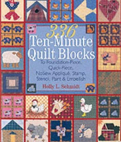 10 minute quilt blocks - 7