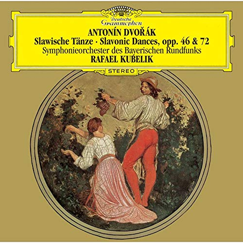 CD : DVORAK / KUBELIK, RAFAEL - Dvorak: Slavonic Dances (Super-High Material CD, Reissue, Japan - Import, HR Cutting)
