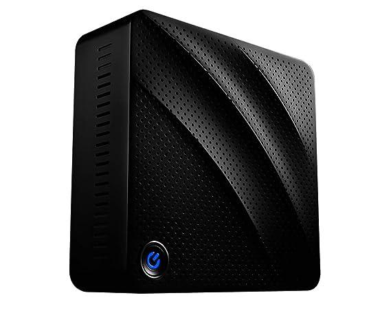 MSI CUBI N 8GL-001B - Ordenador de sobremesa Barebone (Intel Celeron N4000, Intel HD Graphics 600, sin Sistema operativo) Negro: Msi: Amazon.es: Informática