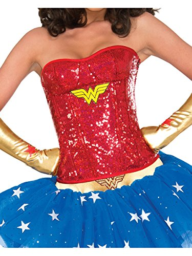 Rubie's Women's, Wonder Woman, Small/Medium -