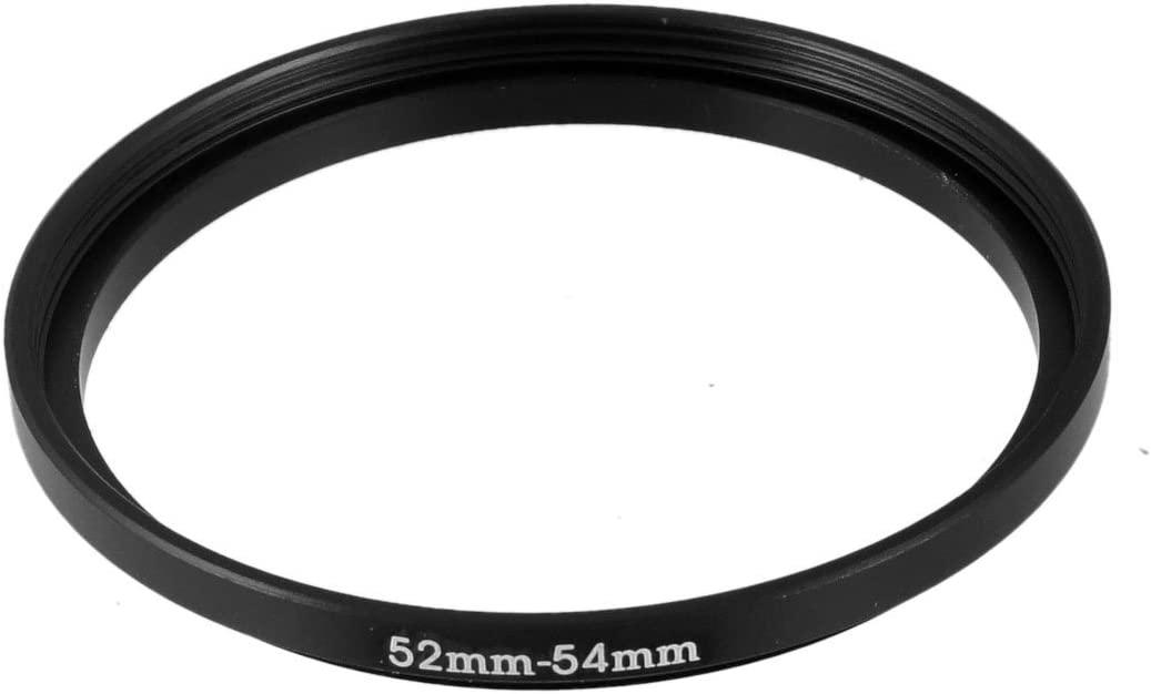 NA 52mm to 54mm Elevator Filter Ring Adapter for Camera Lens