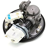 Whirlpool WPW10482502 Pump and Motor Assembly