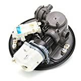 Kenmore W10482502 Dishwasher Pump and Motor Assembly Genuine Original Equipment Manufacturer (OEM) part for Kenmore & Whirlpool