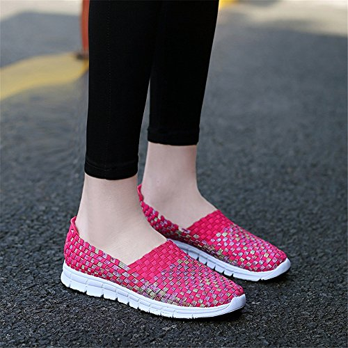 Rose Mujer Zapatillas SH075 AIRAVATA para wICqBqO