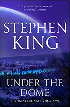 Resultado de imagem para under dome stephen king book