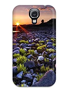 Tpu Protector Snap Coastline Case Cover For Galaxy S4