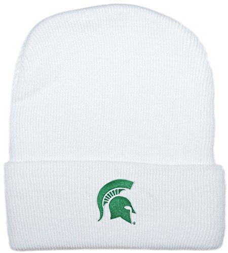 Michigan State University Spartans Newborn Knit Cap