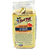 Bob's Red Mill Cereal, 10 Grain Hot, 25 Ounce (Pack of 4)