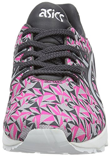 Grey Pink Unisex Knockout Trainer Light 2013 EVO Rosa Zapatillas Asics Kayano Gel Adulto PpqzqX