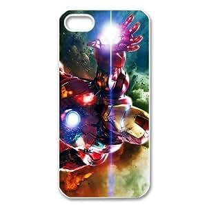 iron man Custom Case for iPhone 5