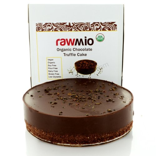 Rawmio Raw Chocolate Truffle Cake  24 oz