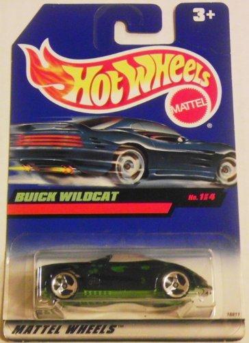 - Hot Wheels - Buick Wildcat 1/4 Mattel Wheels