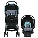 Baby Stroller and Car Seat Combo Premium Lightweight Pram Travel System Graco Click N Connect in Modern Style