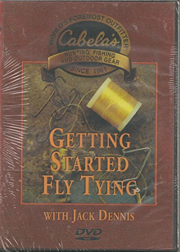 Cabela's Getting Started Fly Tying with Jack - Jack Cabelas