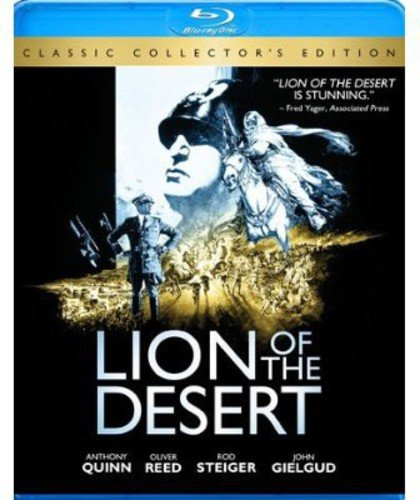 Lion Of The Desert (abe) [Blu-ray]